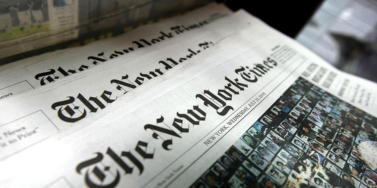 Estudo científico de docente e ex-discente do PPGECA é matéria no The New York Times